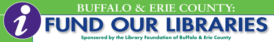 Advocacy for Buffalo and Erie County Libraries